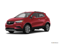 2018 Buick Encore PREFERRED | Photo 3 | Winterberry Red Metallic
