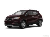2018 Buick Encore PREFERRED | Photo 3 | Black Cherry Metallic