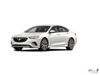 2018 Buick Regal Sportback GS | Photo 3 | White Frost