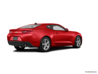 2018 Chevrolet Camaro coupe 1LS | Photo 2 | Red Hot