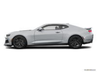 2018 Chevrolet Camaro coupe ZL1 | Photo 1 | Silver Ice Metallic