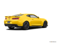 2018 Chevrolet Camaro coupe ZL1 | Photo 2 | Bright Yellow