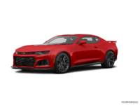 2018 Chevrolet Camaro coupe ZL1 | Photo 3 | Garnet Red Tintcoat