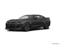 2018 Chevrolet Camaro coupe ZL1 | Photo 3 | Nightfall Grey Metallic