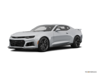 2018 Chevrolet Camaro coupe ZL1 | Photo 3 | Silver Ice Metallic