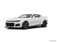 2018 Chevrolet Camaro coupe ZL1 | Photo 3 | Summit White