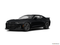 2018 Chevrolet Camaro coupe ZL1 | Photo 3 | Black