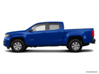 2018 Chevrolet Colorado WT | Photo 1 | Kinetic Blue Metallic