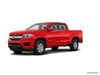 2018 Chevrolet Colorado WT | Photo 3 | Red Hot