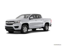 2018 Chevrolet Colorado WT | Photo 3 | Silver Ice Metallic