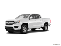 2018 Chevrolet Colorado WT | Photo 3 | Summit White