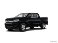 2018 Chevrolet Colorado WT | Photo 3 | Black