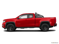 2018 Chevrolet Colorado Z71 | Photo 1 | Red Hot