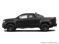2018 Chevrolet Colorado Z71 | Photo 1 | Graphite Metallic