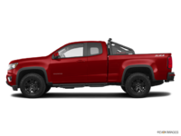 2018 Chevrolet Colorado Z71 | Photo 1 | Cajun red tintcoat