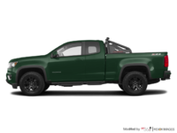 2018 Chevrolet Colorado Z71 | Photo 1 | Deepwood Green Metallic