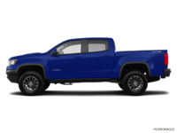 2018 Chevrolet Colorado ZR2 | Photo 1 | Kinetic Blue Metallic