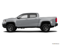 2018 Chevrolet Colorado ZR2 | Photo 1 | Silver Ice Metallic
