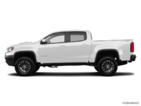 2018 Chevrolet Colorado ZR2 | Photo 1 | Summit White