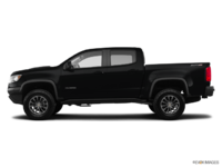 2018 Chevrolet Colorado ZR2 | Photo 1 | Black