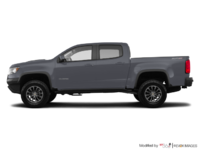 2018 Chevrolet Colorado ZR2 | Photo 1 | Satin steel metallic