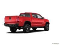 2018 Chevrolet Colorado ZR2 | Photo 2 | Red Hot