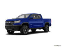 2018 Chevrolet Colorado ZR2 | Photo 3 | Kinetic Blue Metallic