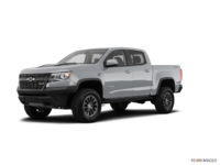 2018 Chevrolet Colorado ZR2 | Photo 3 | Silver Ice Metallic