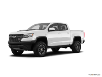2018 Chevrolet Colorado ZR2 | Photo 3 | Summit White