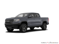 2018 Chevrolet Colorado ZR2 | Photo 3 | Satin steel metallic