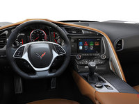 2018 Chevrolet Corvette Coupe Grand Sport 2LT | Photo 2 | Kalahari Competition Sport buckets Perforated Mulan leather seating surfaces (343-AE4)