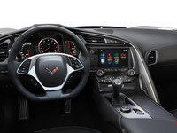 2018 Chevrolet Corvette Coupe Grand Sport 2LT | Photo 2 | Jet Black Competition Sport buckets Perforated Mulan leather seating surfaces (193-AE4)