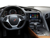 2018 Chevrolet Corvette Coupe Grand Sport 2LT | Photo 2 | Kalahari GT buckets Leather seating surfaces with sueded microfiber inserts (344-AQ9)