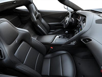 2018 Chevrolet Corvette Coupe Grand Sport 2LT | Photo 1 | Jet Black GT buckets Perforated Mulan leather seating surfaces (193-AQ9)