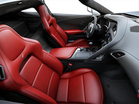 2018 Chevrolet Corvette Coupe Grand Sport 2LT | Photo 1 | Adrenaline Red GT buckets Perforated Mulan leather seating surfaces (703-AQ9)