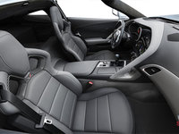 2018 Chevrolet Corvette Coupe Stingray Z51 3LT | Photo 1 | Grey Competition Sport buckets Perforated Mulan leather seating surfaces (145-AE4)