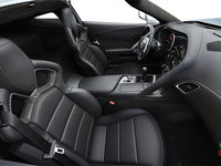 2018 Chevrolet Corvette Coupe Stingray Z51 3LT | Photo 1 | Jet Black Competition Sport buckets Perforated Mulan leather seating surfaces (195-AE4)