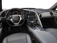 2018 Chevrolet Corvette Coupe Z06 3LZ | Photo 3 | Grey Competition Sport buckets Leather seating surfaces with sueded microfiber inserts (146-AE4)