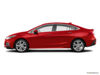 2018 Chevrolet Cruze PREMIER | Photo 1 | Red Hot