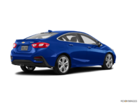 2018 Chevrolet Cruze PREMIER | Photo 2 | Kinetic Blue Metallic