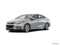 2018 Chevrolet Cruze PREMIER | Photo 3 | Silver Ice Metallic