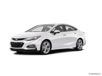 2018 Chevrolet Cruze PREMIER | Photo 3 | Summit White