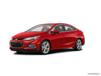 2018 Chevrolet Cruze PREMIER | Photo 3 | Red Hot