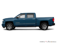 2018 Chevrolet Silverado 1500 LTZ 2LZ | Photo 1 | Deep Ocean Blue Metallic
