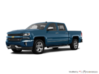 2018 Chevrolet Silverado 1500 LTZ 2LZ | Photo 3 | Deep Ocean Blue Metallic