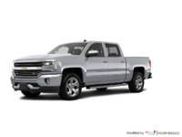 2018 Chevrolet Silverado 1500 LTZ 2LZ | Photo 3 | Silver Ice Metallic