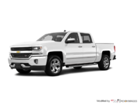2018 Chevrolet Silverado 1500 LTZ 2LZ | Photo 3 | Summit White