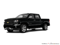 2018 Chevrolet Silverado 1500 LTZ 2LZ | Photo 3 | Black