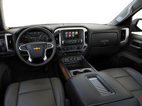2018 Chevrolet Silverado 1500 LTZ 2LZ | Photo 3 | Dark Ash/Jet Black Bucket seats Perforated Leather  (AN3-H3C)
