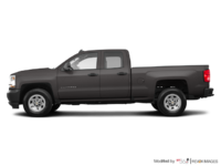 2018 Chevrolet Silverado 1500 WT | Photo 1 | Graphite Metallic